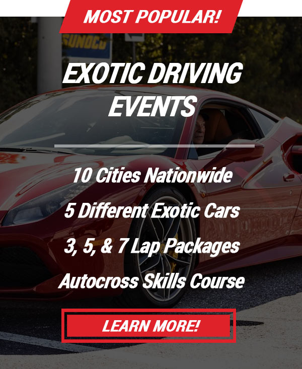 exotic car racing